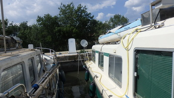 HOUSE BOAT Navigation fluviale