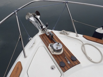 Vedette BENETEAU OMBRINE 1001